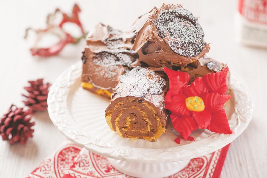 Tronchetto Natale Italia Zuccheri
